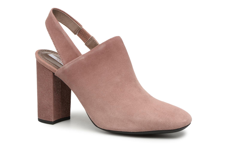 Grandes descuentos últimos zapatos Geox D N.SYMPHO D642VA (Rosa) - Zapatos de tacón Descuento