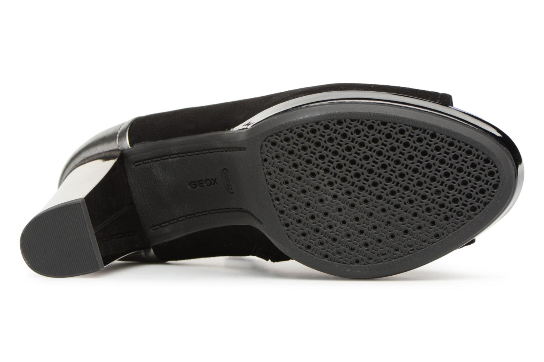Zapatos promocionales Geox D MAUVELLE D724LB (Negro) - Botines    Los zapatos más populares para hombres y mujeres