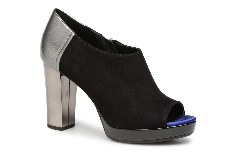 Grandes descuentos últimos zapatos Geox D MAUVELLE D724LB (Negro) - Botines  Descuento