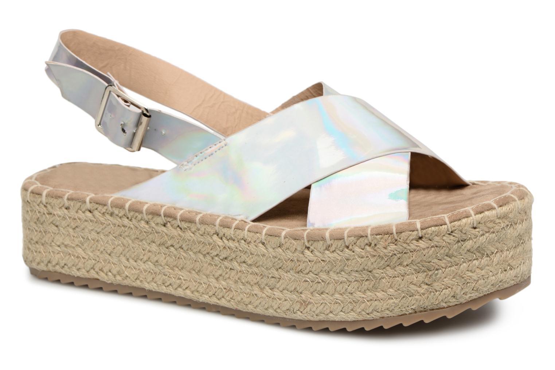 Grandes descuentos últimos zapatos Alpargatas Coolway TAWI (Plateado) - Alpargatas zapatos Descuento 879800