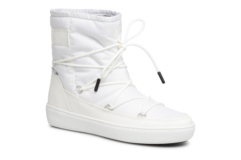 Últimos recortes de precios Moon Boot Pulse Nylon Plus W (Blanco) - Zapatillas de deporte chez Sarenza