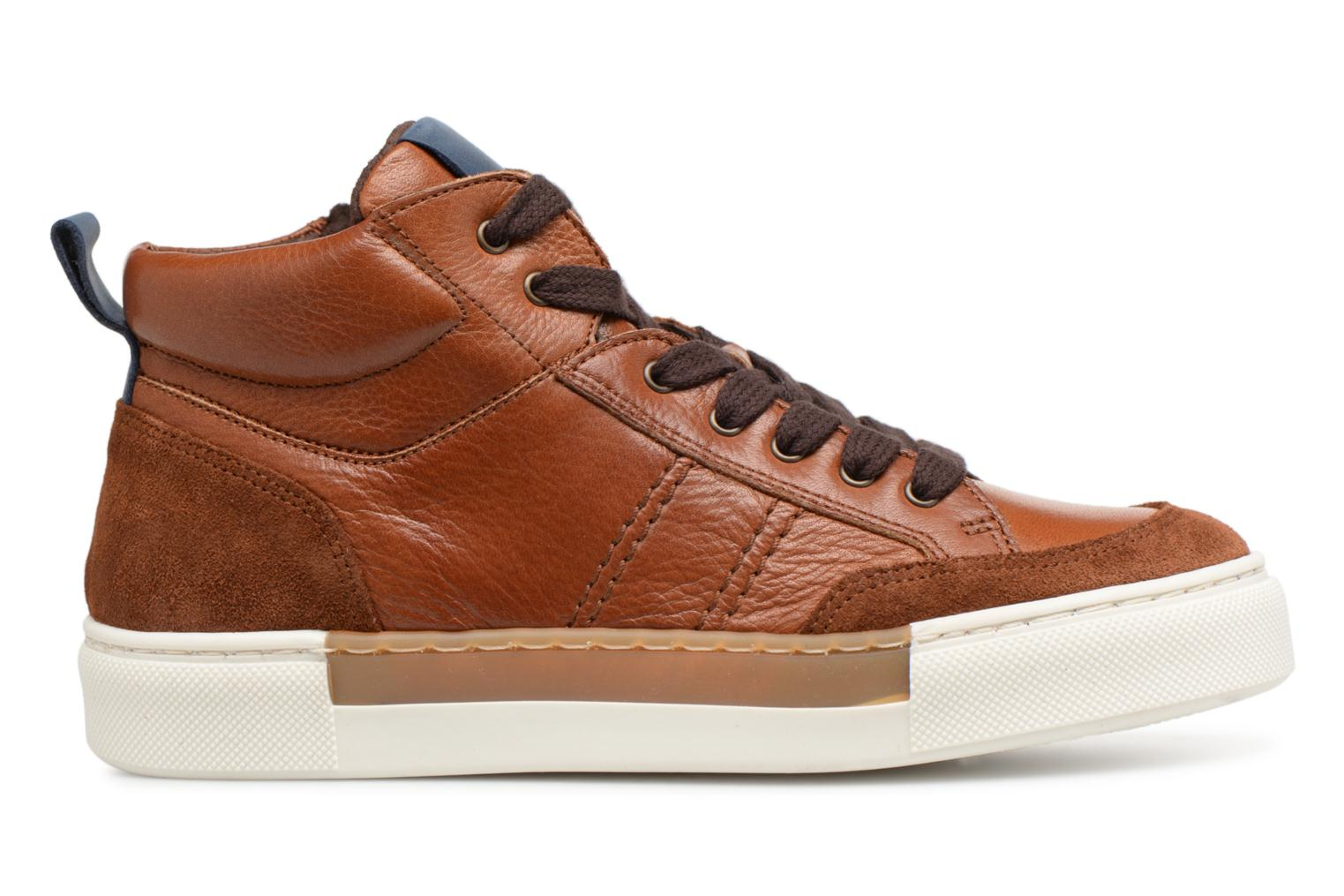 I Shoes Leather Brown Solido Love TTB0H