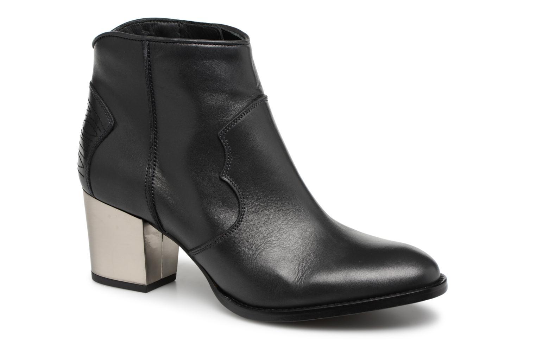Descuento de la marca Zadig & Voltaire Molly Heel (Gris) - Botines  en Más cómodo