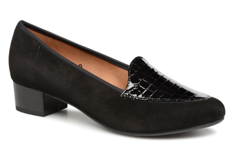 Grandes descuentos últimos zapatos Caprice Anie (Negro) - Mocasines Descuento