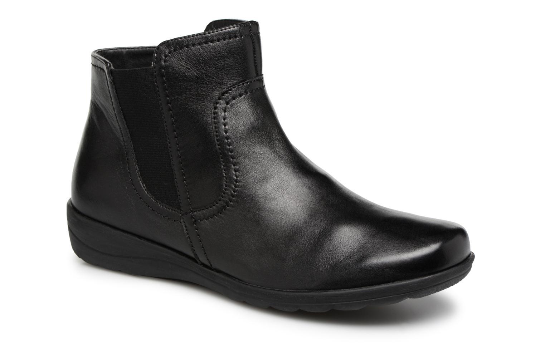 Grandes descuentos últimos zapatos Caprice Angela (Negro) - Botines  Descuento