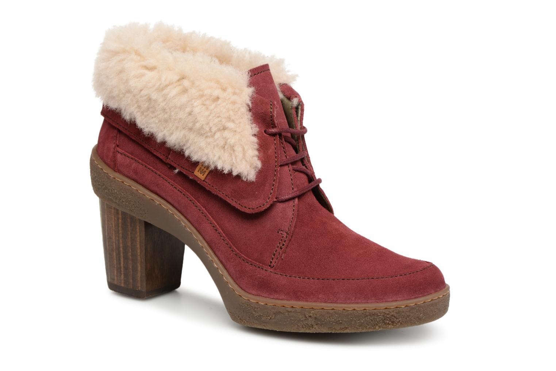 Grandes descuentos - últimos zapatos El Naturalista Lichen N5172 (Rojo) - descuentos Botines  Descuento e61f5f