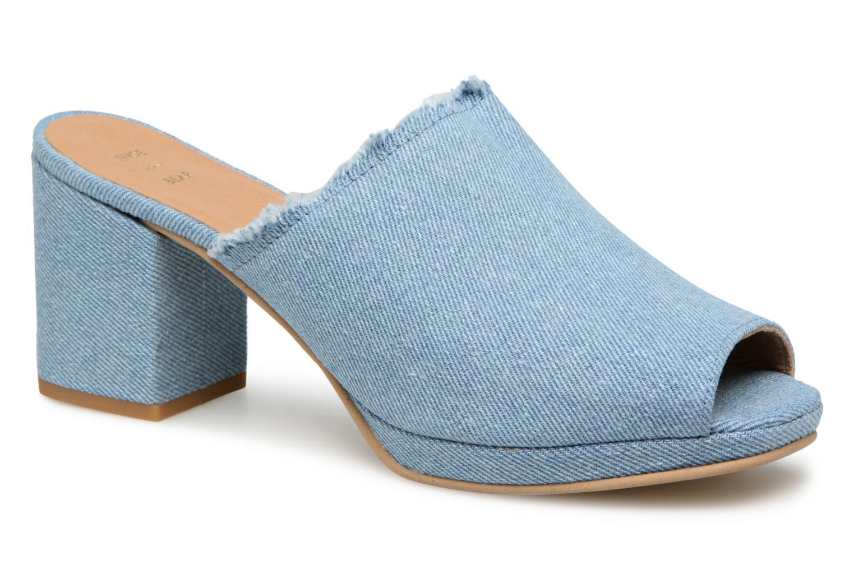 d9cc57f339 Grandes descuentos últimos zapatos Shoe the bear SALLY D (Azul) - Zuecos  Descuento