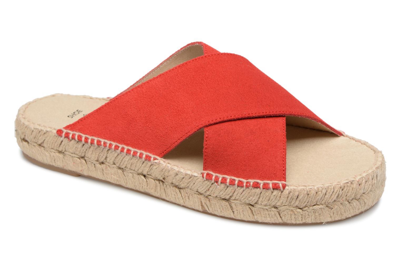 Grandes descuentos últimos zapatos Shoe the bear THEA S (Rojo) - Alpargatas Descuento