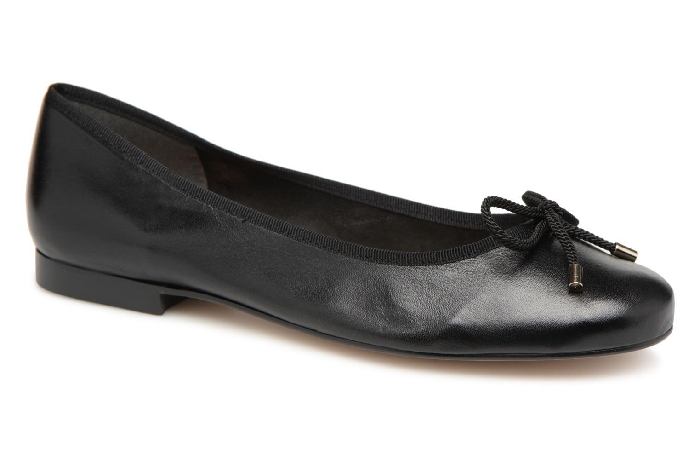 Grandes descuentos últimos zapatos Georgia Rose Sendrillon (Negro) - Bailarinas Descuento