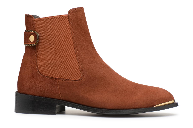 Grandes descuentos últimos zapatos Made by SARENZA Busy Girl Bottines Plates #3 (Marrón) - Botines  Descuento