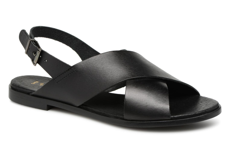 Zapatos casuales salvajes Shoe the bear ALLY L (Negro) - Sandalias en Más cómodo