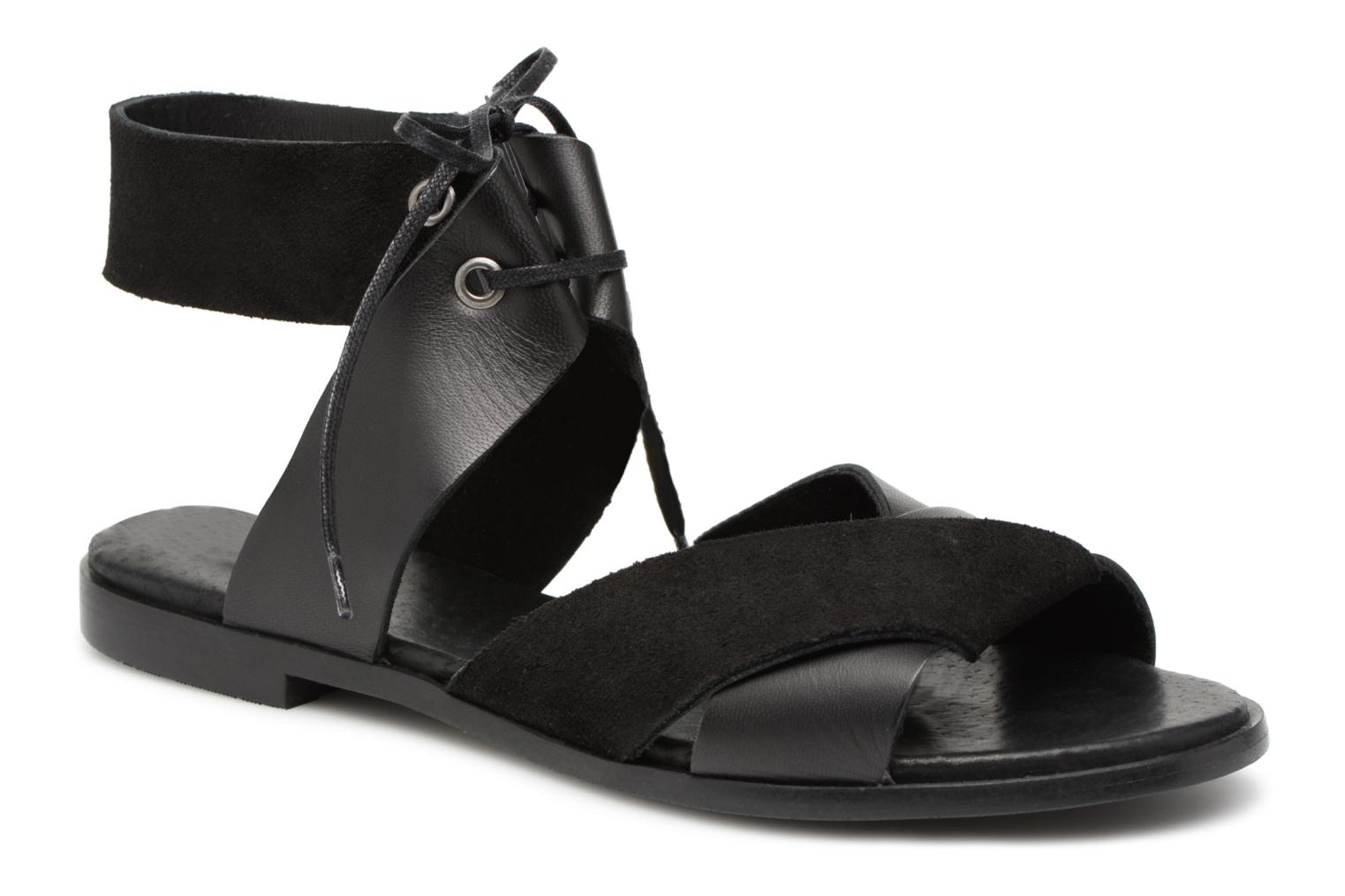 Marques Chaussure femme Shoe the bear femme ALLY L 110 BLACK