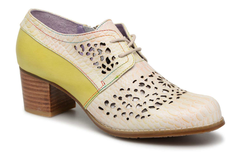 Marques Chaussure femme Laura Vita femme BOSTON 03 Beige