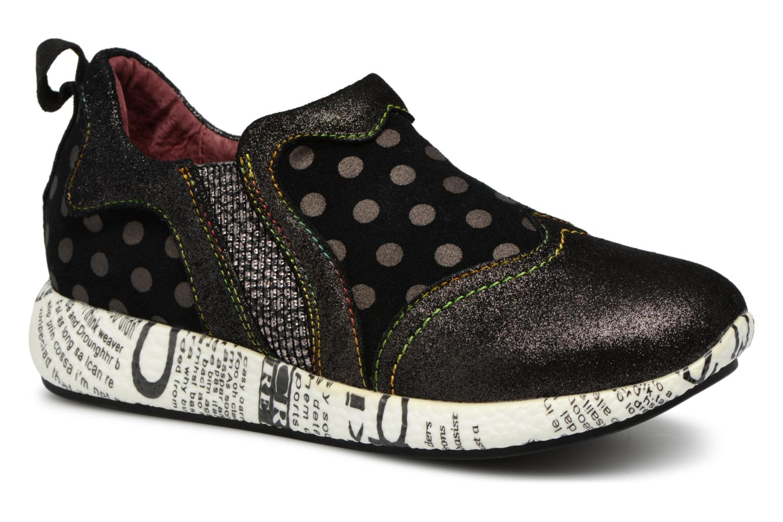 ZapatosLaura Vita BURTON 02 (Negro) - de Deportivas   Zapatos de - mujer baratos zapatos de mujer 781417