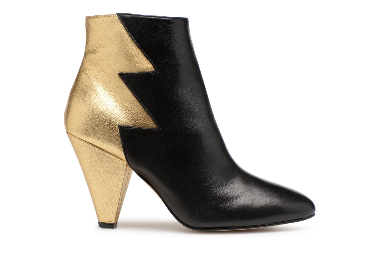 Los zapatos más populares para hombres y mujeres Made by SARENZA 80's Disco Girl Bottines à Talons #5 (Negro) - Botines  en Más cómodo