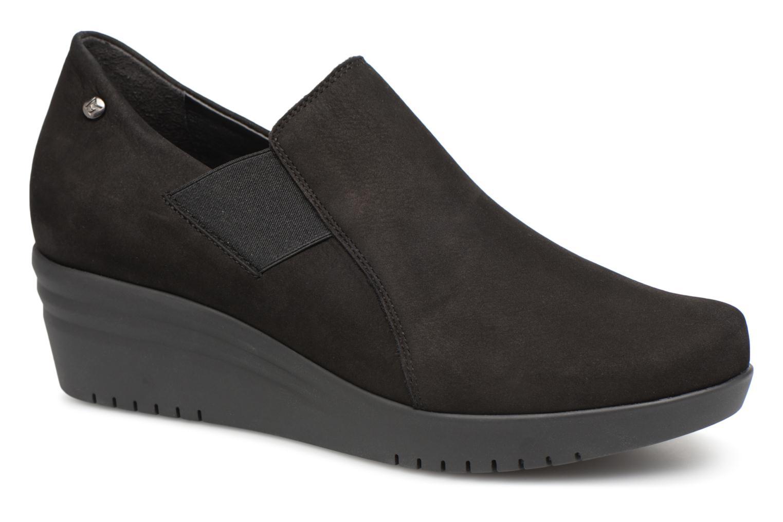 Grandes descuentos últimos zapatos Mephisto Georgina (Negro) - Mocasines Descuento