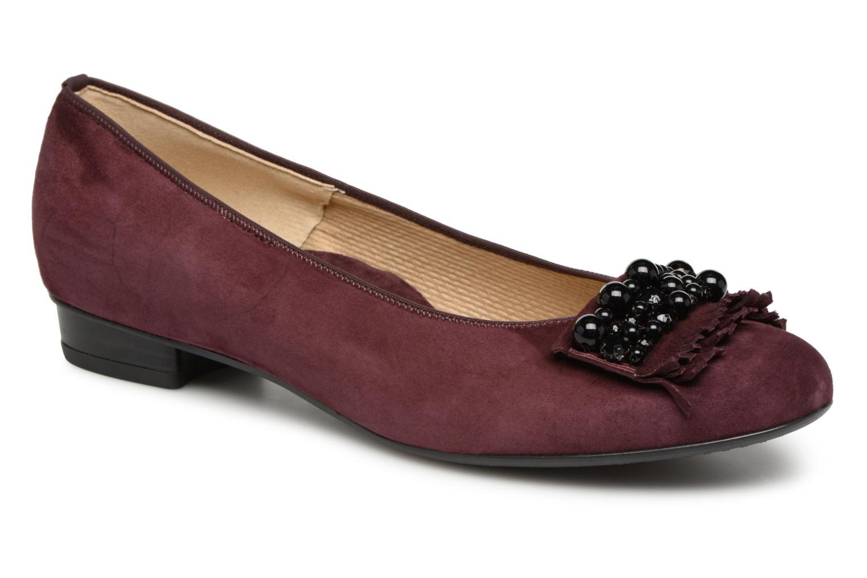 Los últimos zapatos de hombre y mujer Ara Bari 33741 (Vino) - Bailarinas en Más cómodo