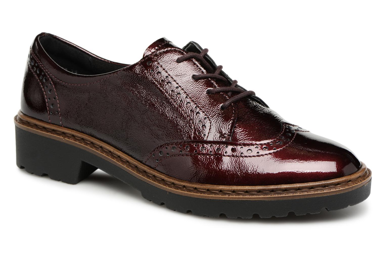 Grandes descuentos últimos zapatos Ara Richmont 16502 (Vino) - Zapatos con cordones Descuento