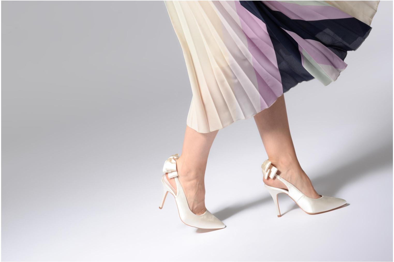 Zapatos promocionales Menbur 5975 (Blanco) - Zapatos de tacón   Descuento de la marca
