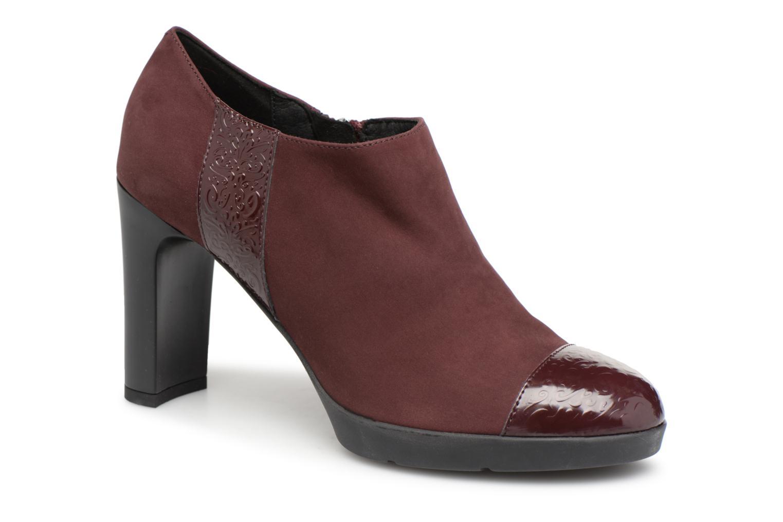 Grandes descuentos últimos zapatos Geox D ANNYA HIGH D D84AED (Vino) - Botines  Descuento