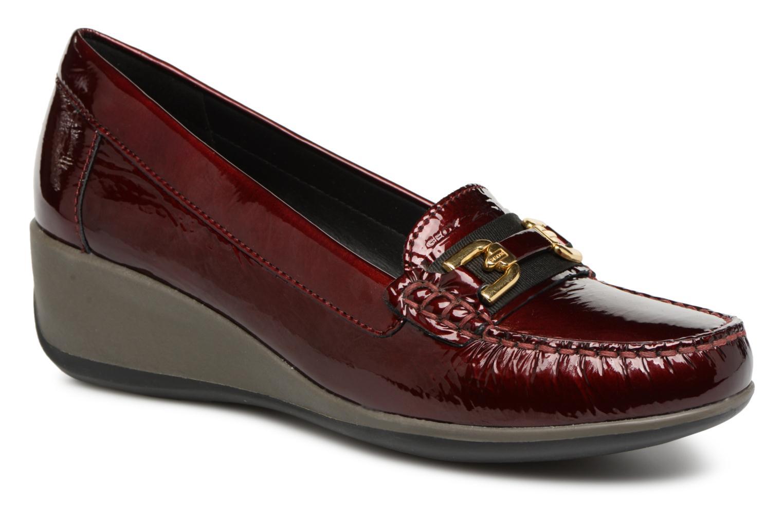 9bd6ac7ad82 Grandes descuentos últimos zapatos Geox D ARETHERA A D841SA (Vino) -  Mocasines Descuento