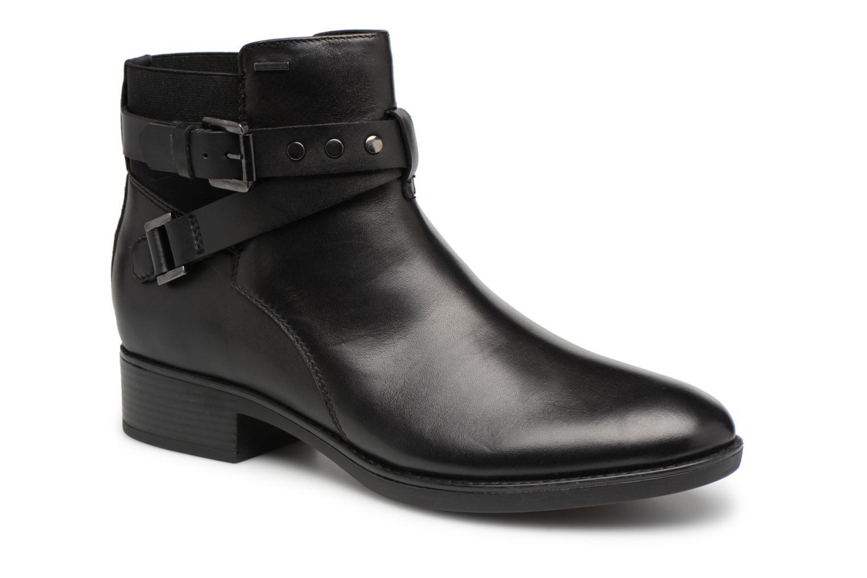 Grandes descuentos últimos zapatos Geox D FELICITY NP ABX B D84BLB (Negro) - Botines  Descuento