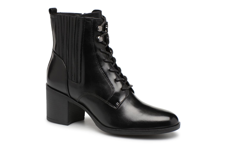 54d580a8a1c Grandes descuentos últimos zapatos Geox D GLYNNA A D843CA (Negro) - Botines  Descuento