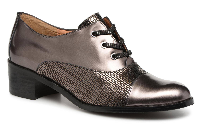 Grandes descuentos últimos zapatos Karston Himi (Oro y bronce) - Zapatos con cordones Descuento