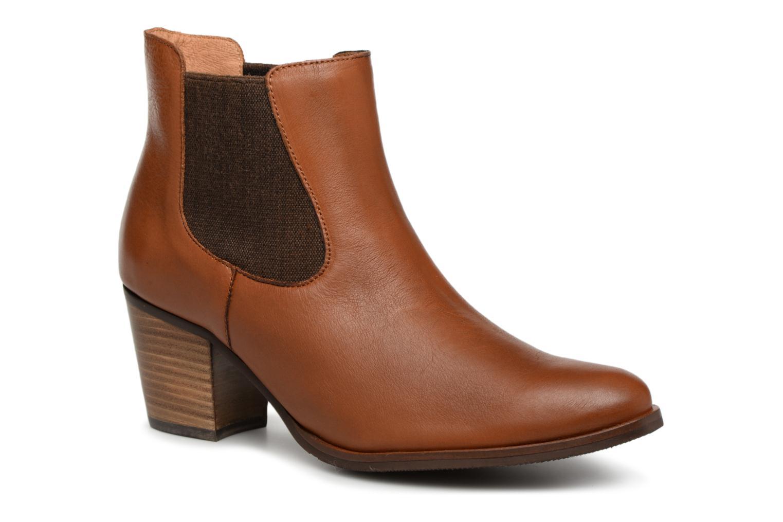 Grandes descuentos últimos zapatos Karston Glones (Marrón) - Botines  Descuento
