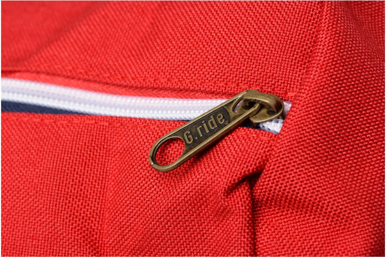 Sporttassen G.Ride CLEMENT Rood links
