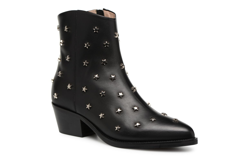 Moda barata y hermosa Jonak OCHO (Negro) - Botines  en Más cómodo