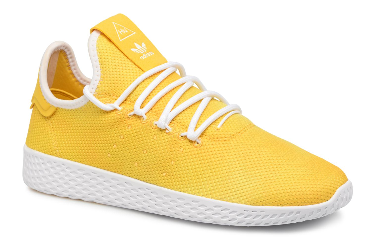 Adidas Originali Pharrell Williams Hu Holi Tennis Hu (White