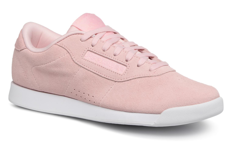 Los últimos zapatos de hombre y mujer Reebok PRINCESS LTHR (Rosa) - Deportivas en Más cómodo