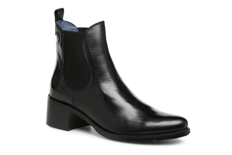 Grandes descuentos últimos zapatos PintoDiBlu 79260 (Negro) - Botines  Descuento
