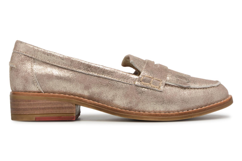 premium selection e0234 f5d4b ... Zapatos promocionales Aldo CAPRONI (Oro y bronce) - Mocasines Cómodo y  bien parecido ...