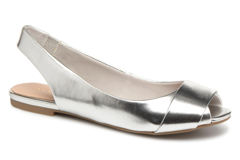 Grandes descuentos últimos zapatos Aldo CICIEN (Plateado) - Bailarinas Descuento