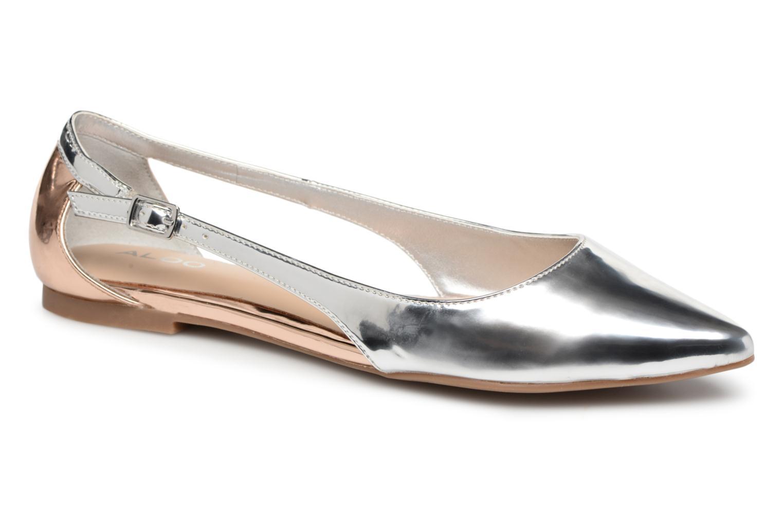 Los últimos zapatos de hombre y mujer Aldo DEVANNEY (Plateado) - Bailarinas en Más cómodo