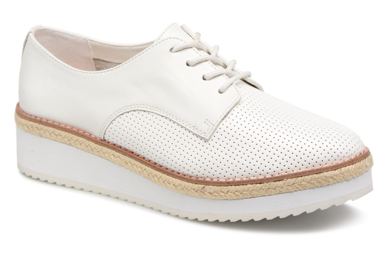 Últimos recortes de precios Aldo HARBER (Blanco) - Zapatos con cordones chez Sarenza