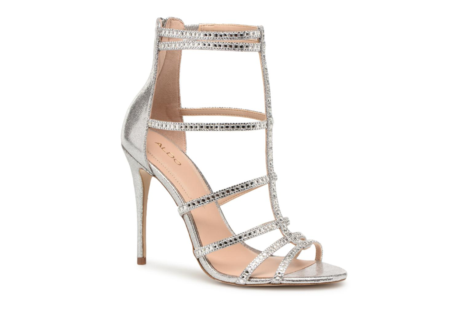 Marques Chaussure femme Aldo femme MALLY Silver 81