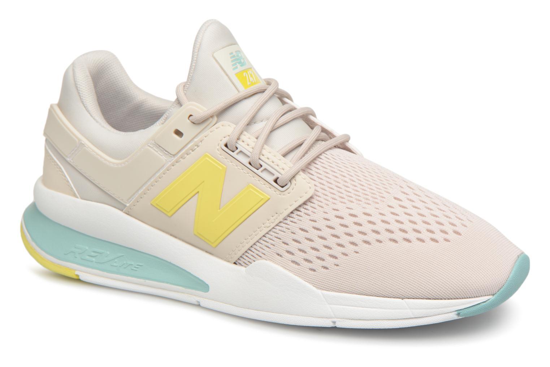 Grandes Balance descuentos últimos zapatos New Balance Grandes WS247 (Blanco) - Deportivas Descuento 3fd3ee