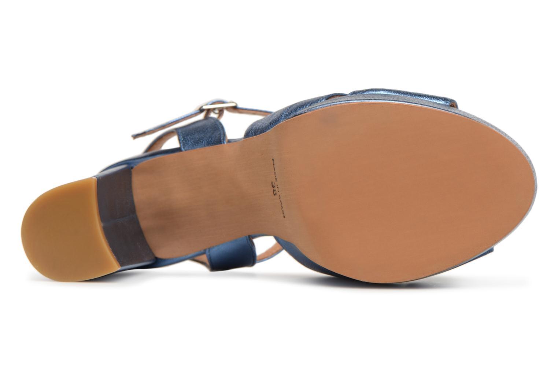 Los últimos zapatos de descuento para hombres y mujeres Apologie CRUCE (Azul) - Sandalias en Más cómodo