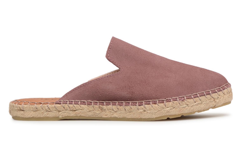 Zapatos promocionales Pieces MOLIN SUEDE ESPADRILLE MULE (Violeta) - Zuecos   Zapatos casuales salvajes
