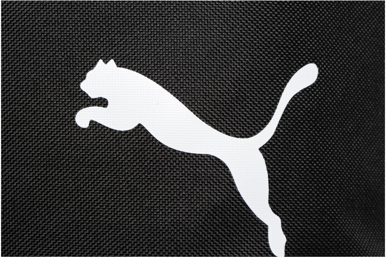 Sporttassen Puma PLUS GYM SACK Zwart links