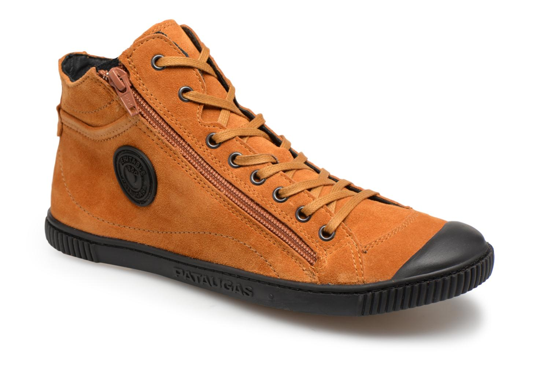 Zapatos de hombre y mujer de promoción por tiempo limitado Pataugas Bono/Cr (Naranja) - Deportivas en Más cómodo