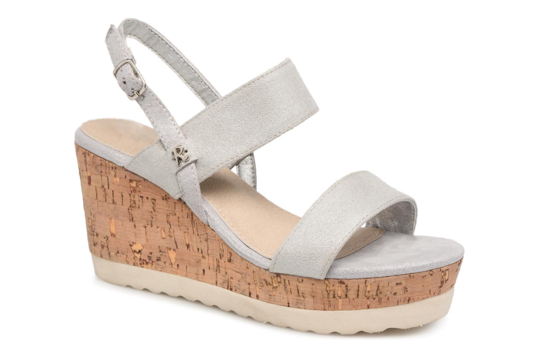 Zapatos promocionales Refresh 64093 (Plateado) - Sandalias   Descuento de la marca