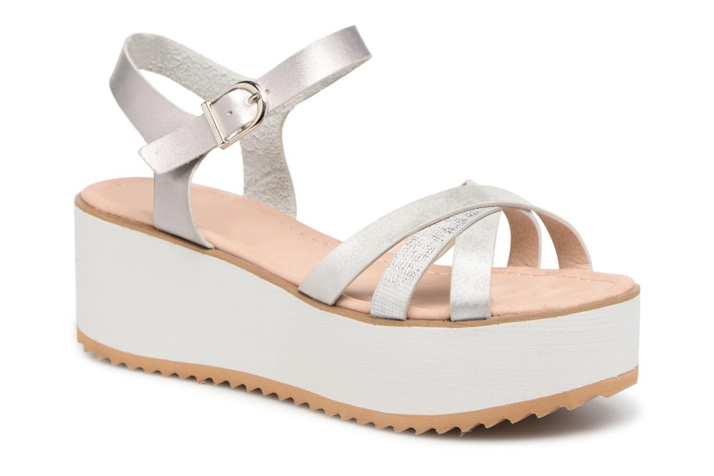 Zapatos promocionales Refresh 64099 (Plateado) - Sandalias   Zapatos de mujer baratos zapatos de mujer
