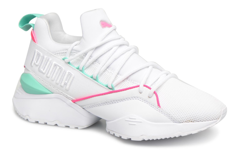 Los últimos zapatos de descuento para hombres y mujeres Puma Muse Maia Chase Wns (Blanco) - Deportivas en Más cómodo