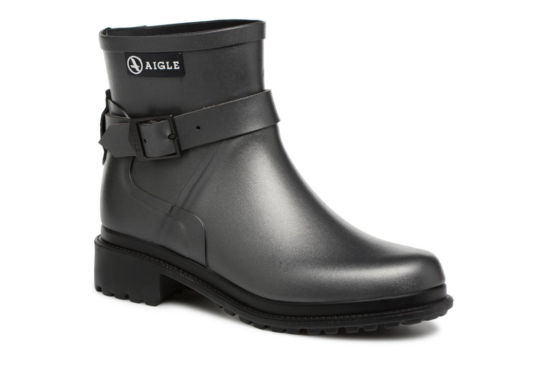 Nuevos zapatos para hombres y mujeres, descuento por tiempo limitado Aigle Macadames Low (Plateado) - Botas en Más cómodo