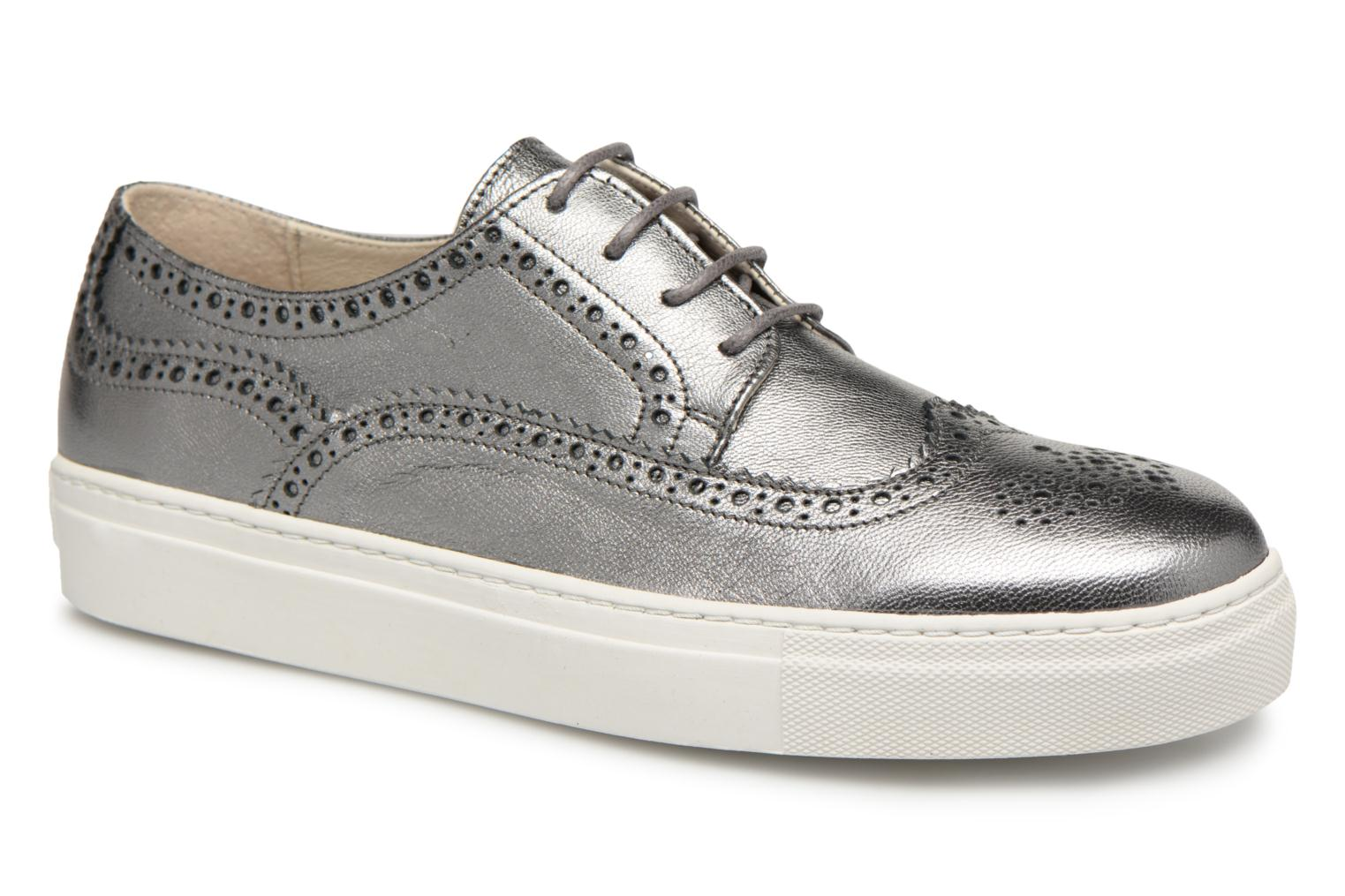 Zapatos especiales para hombres y mujeres (Plateado) Canal St Martin ALIBERT (Plateado) mujeres - Deportivas en Más cómodo dc162e