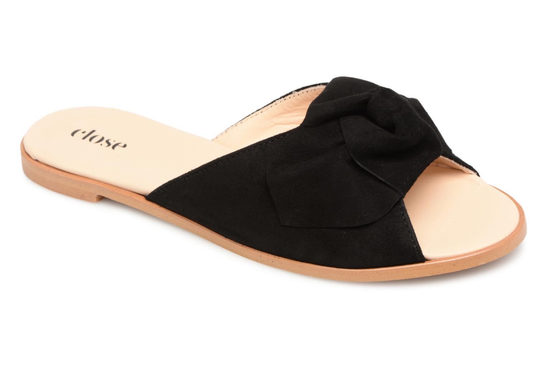 Grandes descuentos últimos zapatos Zuecos Close ISABELLE (Negro) - Zuecos zapatos Descuento 76022d